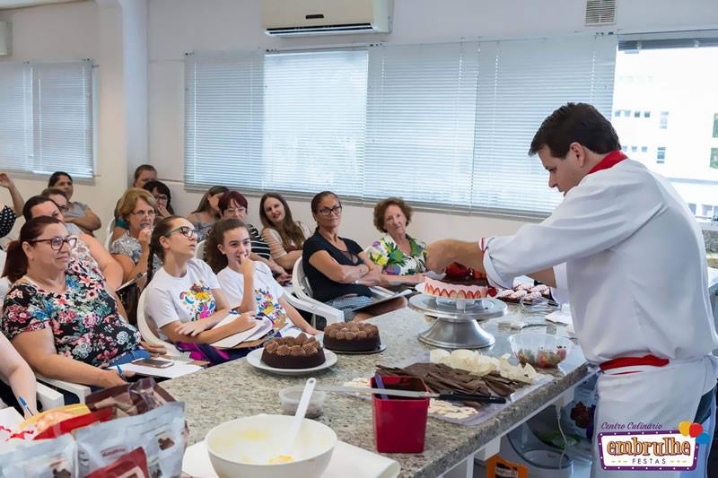 Centro Culinário Embrulhe Festas